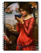Destiny Spiral Notebook