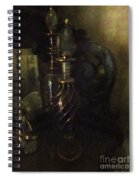 Detail - Miss Havisham's Parlor Spiral Notebook