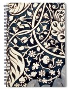 Detail Design For Avon Chintz Spiral Notebook