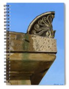 Detail Lighthouse Egmond Spiral Notebook