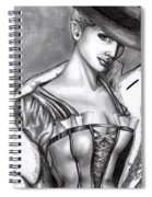 Detective Spiral Notebook