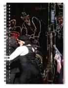Detroit Memories Spiral Notebook