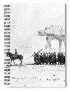 Deutsches Heer Spiral Notebook
