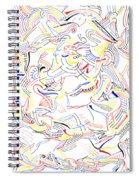 Deviate Spiral Notebook