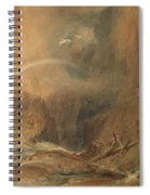 Devil's Bridge Saint Gotthard's Pass Spiral Notebook