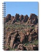 Devils Canyon Arizona Spiral Notebook