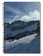 Devils Castle Morning Light Spiral Notebook
