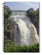 Devil's Cataract Spiral Notebook