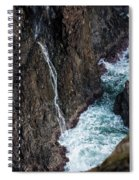 Devil's Cauldron Spiral Notebook