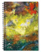Divinely Inspired Spiral Notebook