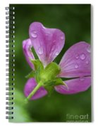 Dew Kisses Spiral Notebook