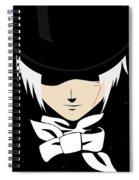 D.gray-man Spiral Notebook