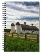 Dh Day Farm 9 Spiral Notebook
