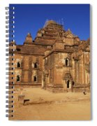 Dhammayangyi Temple Spiral Notebook