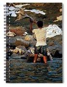 Dhobi Wallah Spiral Notebook