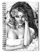 Dia De Los Muertos 2 Spiral Notebook