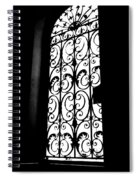 Dia Window Spiral Notebook