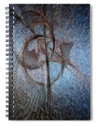 Diachrony Of Altruism Spiral Notebook