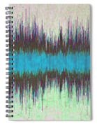 11043 Diamond Dogs By David Bowie V2 Spiral Notebook