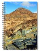 Diamond Hill Spiral Notebook