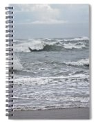 Diamond Shoals - Outer Banks Nc Spiral Notebook