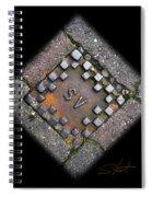 Diamond Sv Spiral Notebook