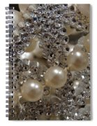 Diamonds And Pearls 2 Spiral Notebook