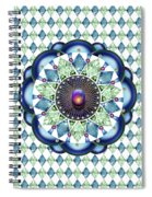 Diamonds And Pearls Spiral Notebook