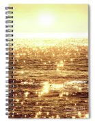 Diamonds Spiral Notebook
