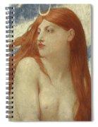 Diana, 1902 Spiral Notebook