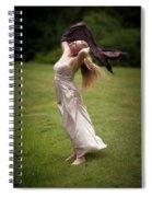 Diana, Goddess Of The Hunt #2 Spiral Notebook