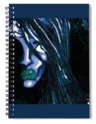 Diana Prince  Spiral Notebook