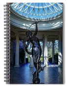 Diana The Huntress Spiral Notebook