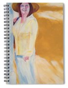 Diane Spiral Notebook
