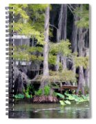 Dick And Charlies Tea Room Spiral Notebook