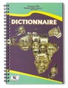 Dictionary Of Negroafrican Celebrities 1 Spiral Notebook