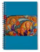 Die Zauberflote Spiral Notebook