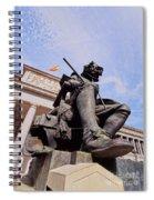 Diego Velazquez Spiral Notebook