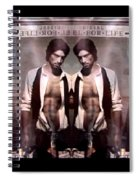 Diesel For Life Spiral Notebook