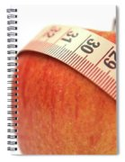 Diet Concep Spiral Notebook