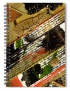 Different Paths Spiral Notebook