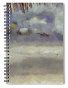 Different Types Of Clouds Spiral Notebook