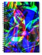 Digital Art-a10 Spiral Notebook