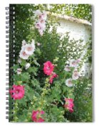 Digital Artwork 1396 Spiral Notebook