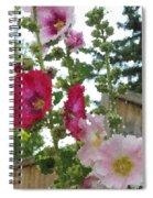 Digital Artwork 1410 Spiral Notebook