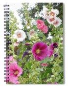 Digital Artwork 1424 Spiral Notebook