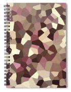 Digital Artwork 327 Spiral Notebook