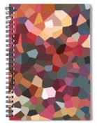 Digital Artwork 586 Spiral Notebook