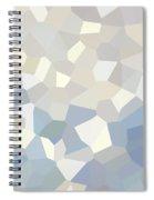 Digital Artwork 701 Spiral Notebook