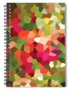Digital Artwork 702 Spiral Notebook